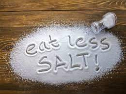 Be Careful with the Salt