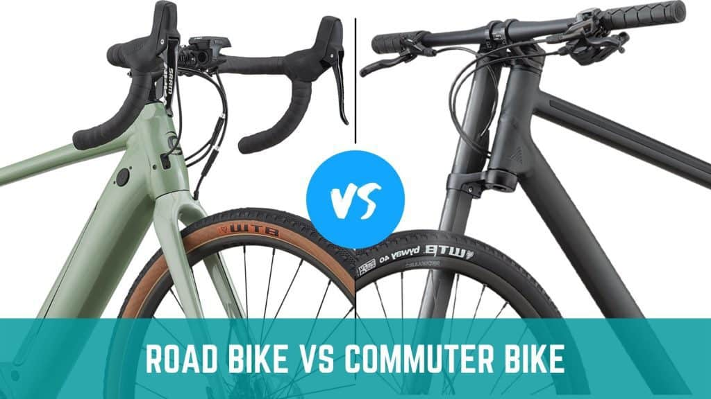 Road Bike vs Commuter Bike