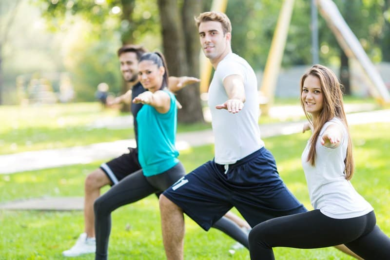 Warm-Up and Cool Down Exercises